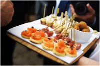 Plateau de finger food